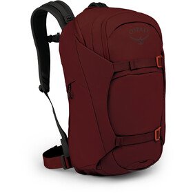 Osprey Metron Backpack crimson red
